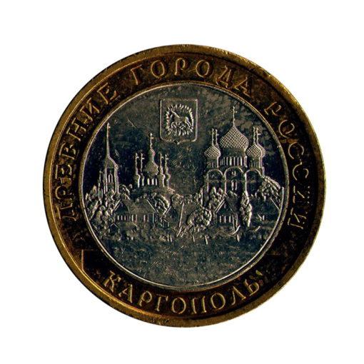 ММД «Каргополь». Реверс.
