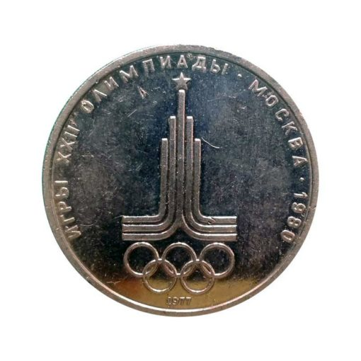 Олимпиада 80 эмблема