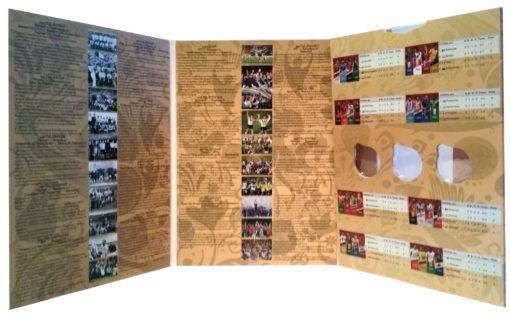 Альбом «Монетосс» в шубере