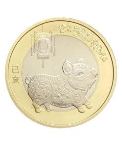 «Год свиньи» Китай